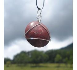 Jaspe Rouge du Mont-Blanc